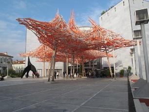 Installation von Arne Quinze
