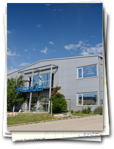 Website for Biribauer Metal Construction 2012