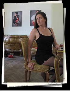 Im Boudoir der Sünderin, Venedig 2015