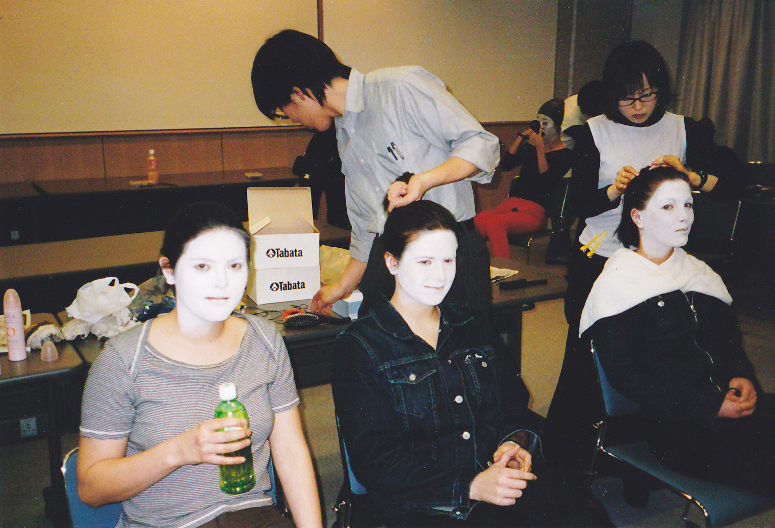 Make-Up in Kobe