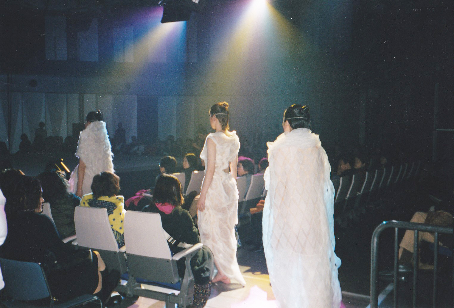 Fashionshow in Kobe