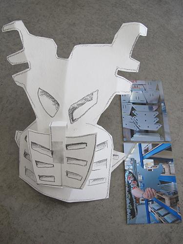 Maske 1