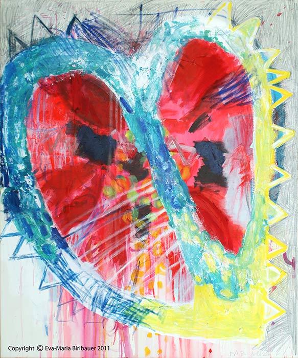Banges Herz