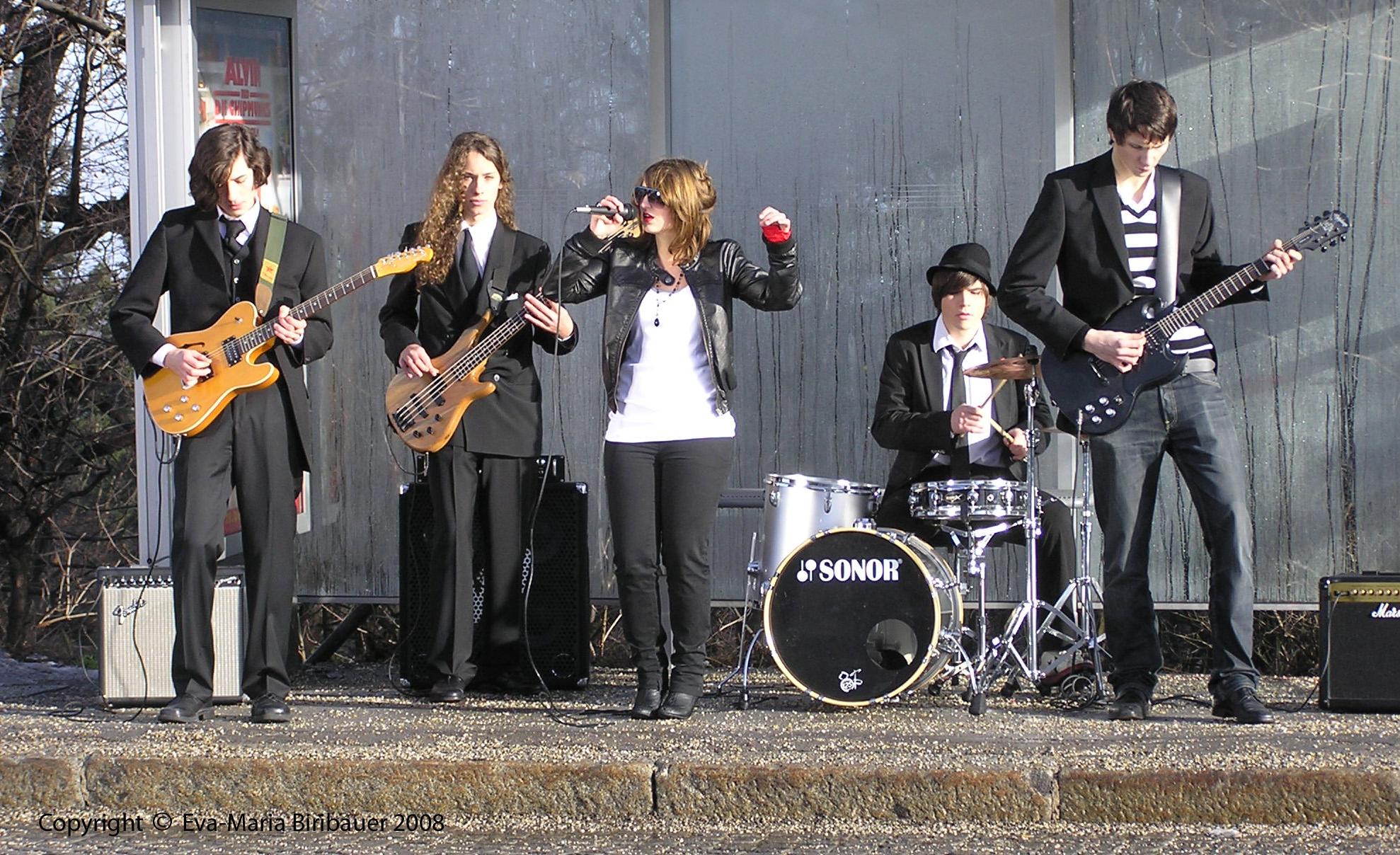 Musikvideo, Svensklik Perra, Styling 2008