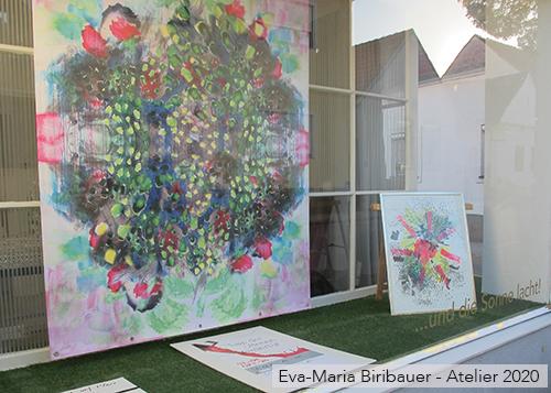 Malerei und Großformat im Schaufenster 2020