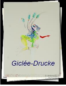 Giclée-Drucke