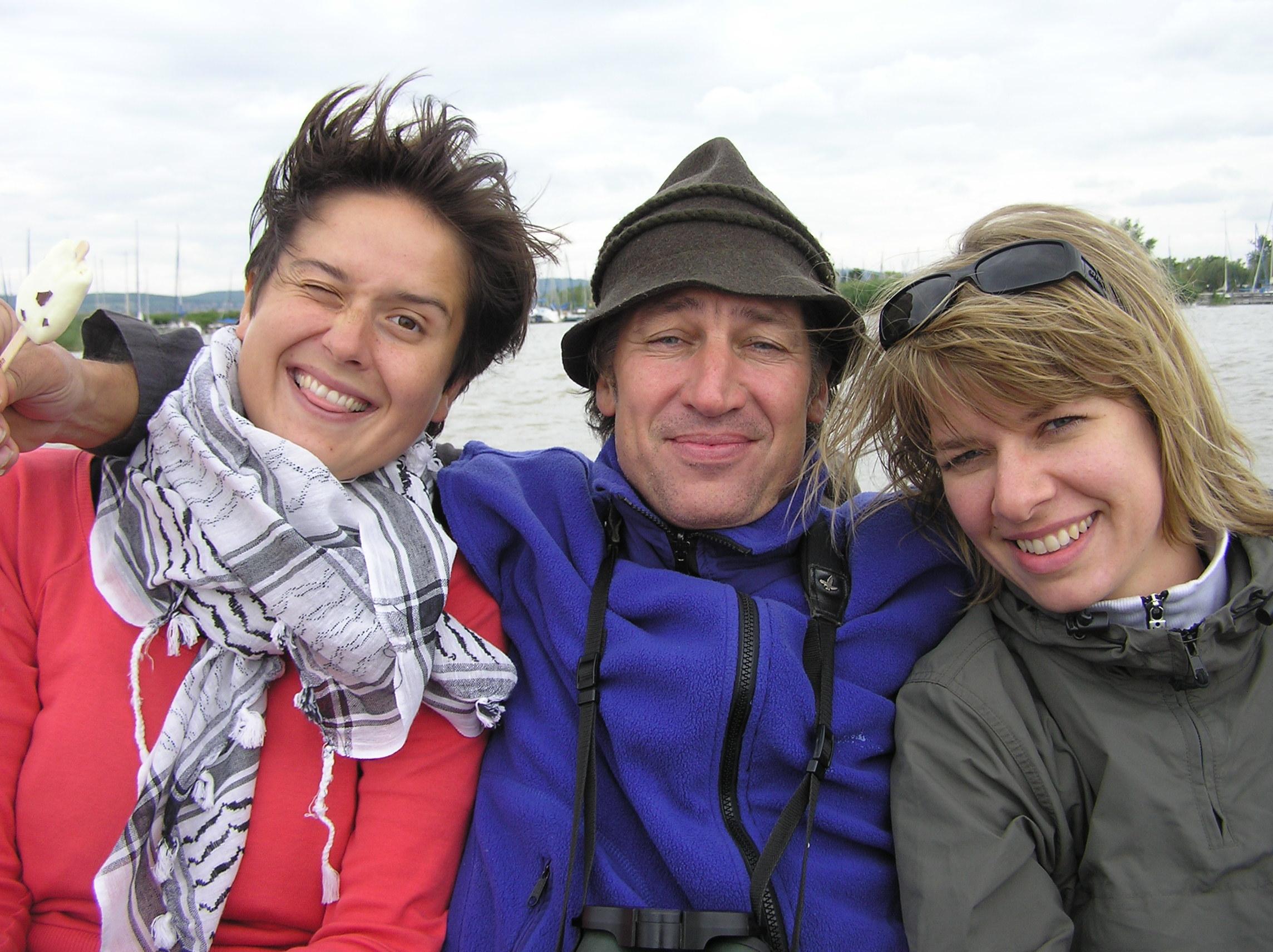 Mit Tobias Moretti und Helene Lang