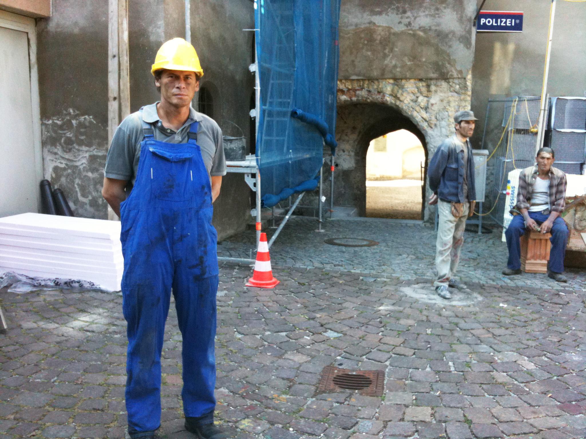 Tatort - Lohn der Arbeit 2010