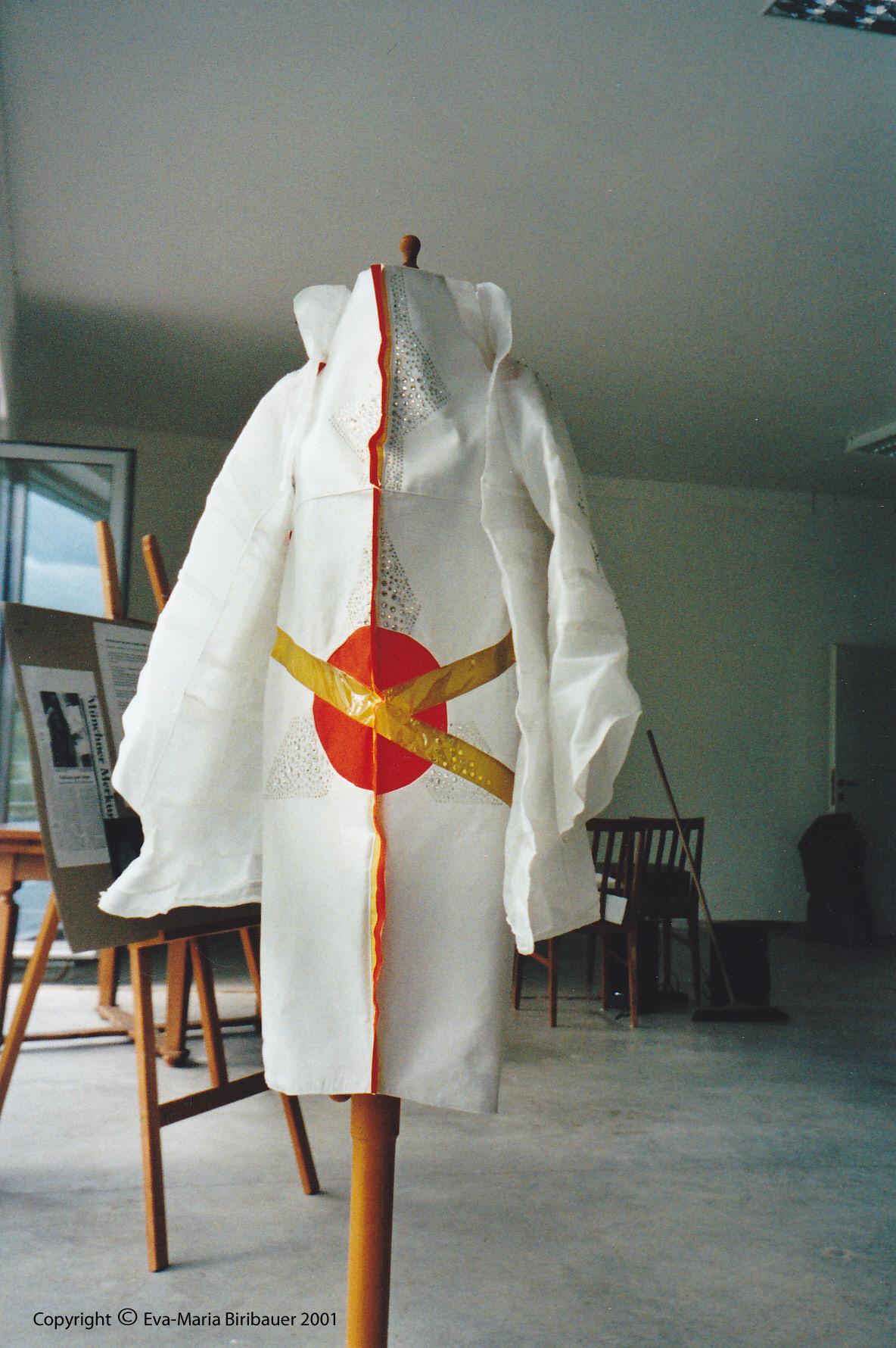 Form nach dem Bild von Kandinsky