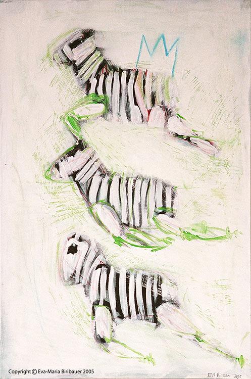 Fliegende Zebras 2005